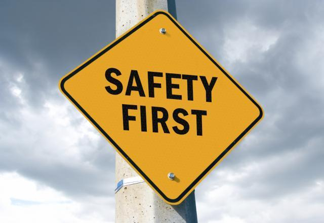 Reporting Safety Concerns