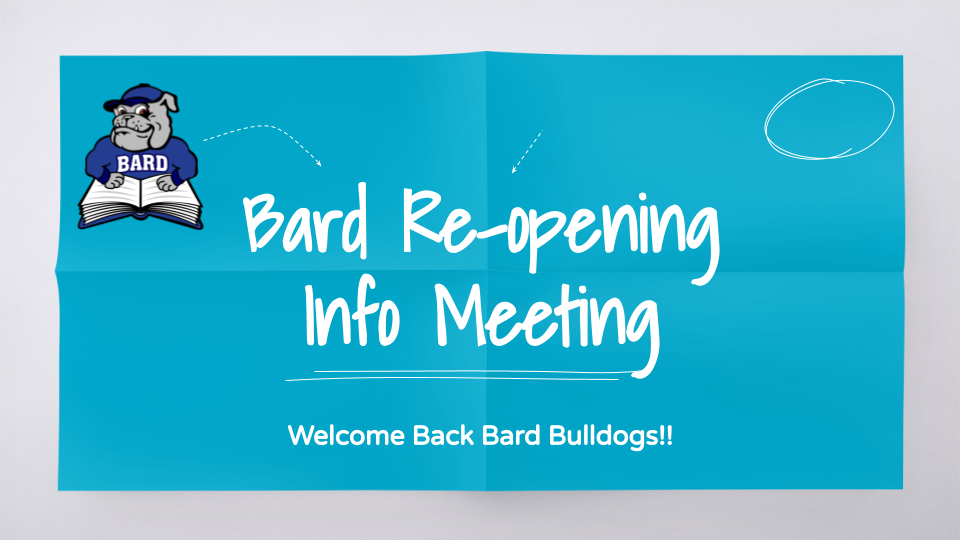 Click Here for Information from the 3/25 Meeting
