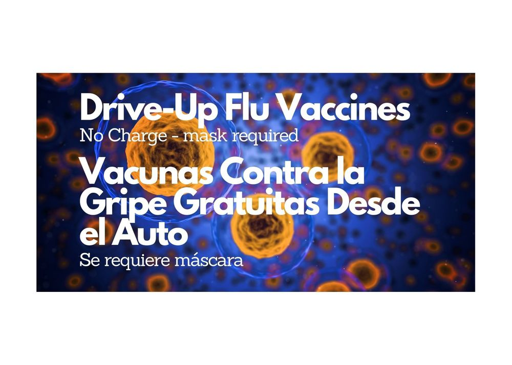 Free flu vaccination