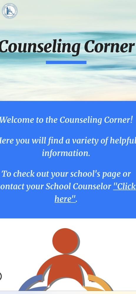 Visit the Counseling Corner