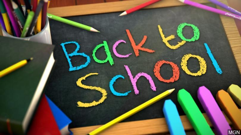 Back to School - August 27, 2019