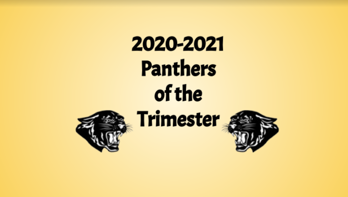 Panther of the Trimester 2021