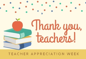 Thank you Sunkist Teachers!!