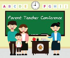 Conferencias de padres y maestros/Parent Teacher Conferences