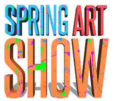 Spring Art Show Still On Display