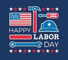 Labor Day Holiday - NO SCHOOL - 09/07/20