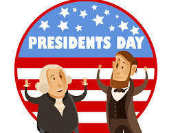 Presidents' Day Weekend - February 12-15