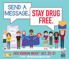 Red Ribbon Week (10/28-11/01)
