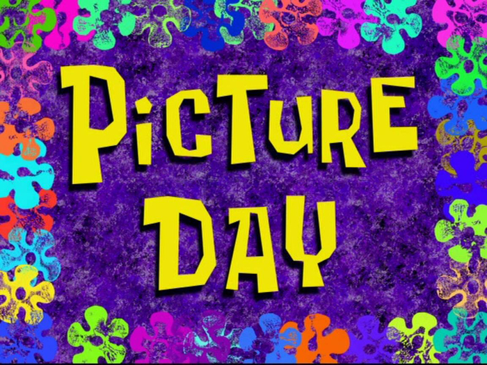 Picture day is Thursday, September 6th!  Smile!