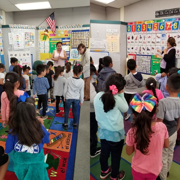 dual language students