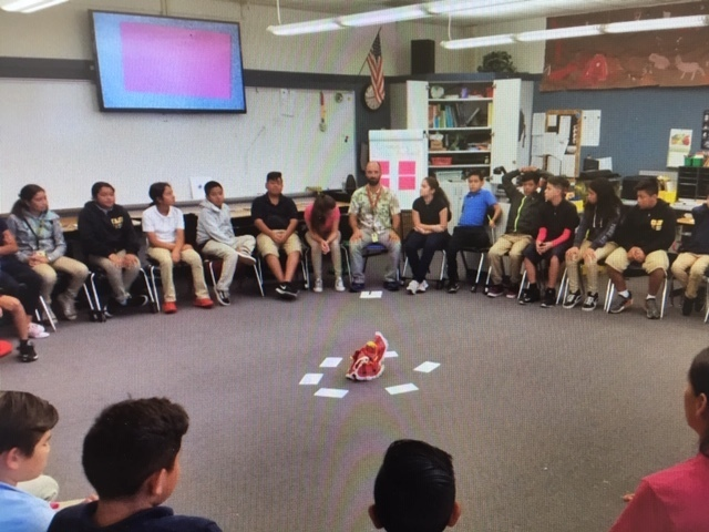 6th Grade Community Building Circle