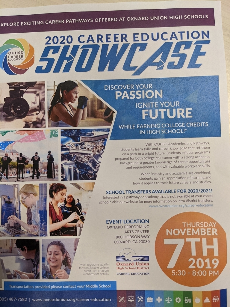 career showcase 1
