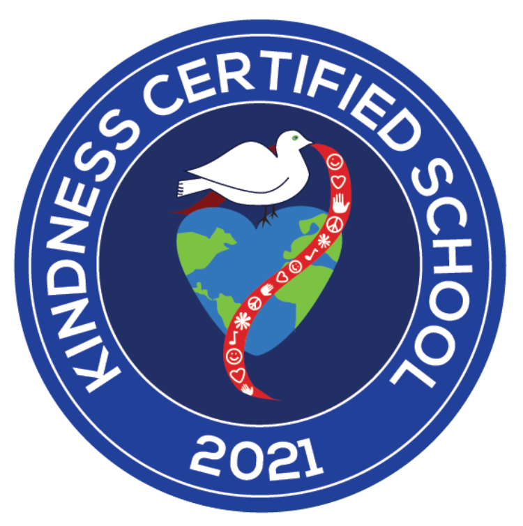 We are a Kindness Certified School